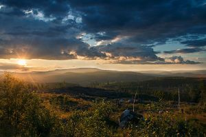 Goat Mountain by RobinHedberg