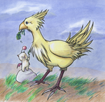 Chocobo Taming by MorphineRx