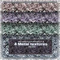 metal textures by priesteres-stock