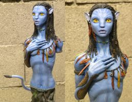 Neytiri finished by philigore