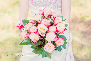 Brides bouquet by Pamba