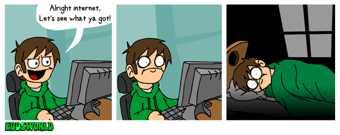 EWCOMIC115 - Internet by eddsworld