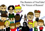 The Voices of Reason by Colhan3000