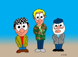 Only Fools and Horses by JimmyCartoonist