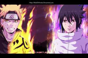 Naruto 650 - Let's Finish This ! by KhalilXPirates