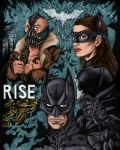 The Dark Knight Rises by Terra7