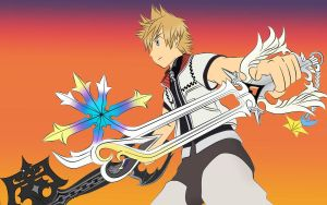 Dual wield roxas by GDMonster