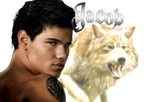 Jacob the wolf by TanjaGirl