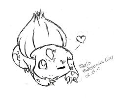 Bulba n_n by Meadonroe