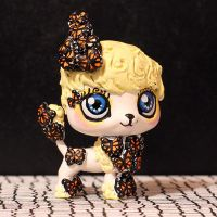 100th custom! Effie Trinket inspired LPS custom by pia-chu