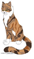 Realistic Feline Adoptable CLOSED by SillyPickles
