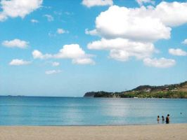 Batangas Beach by lambsfoot