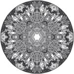 Mandala drawing 6 by Mandala-Jim