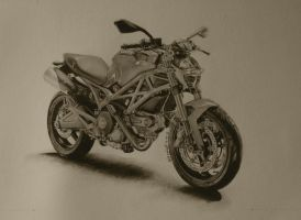 Ducati Monster by nguyencongdanh