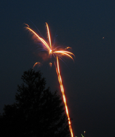Firework Image 0540 by WDWParksGal-Stock