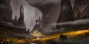 Last Valley by FlorentLlamas