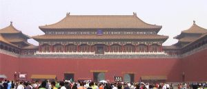 Beijing, China - Forbidden City by Ovid2345