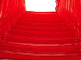 Red Staircase by ezy94