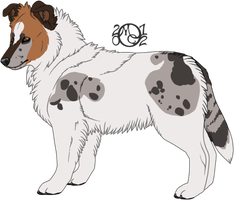 Maple x Desiree Litter Green Pup Application by CreatureCreatingBabe