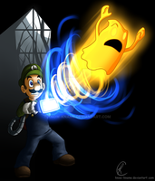 Luigi's Mansion by Know-Kname