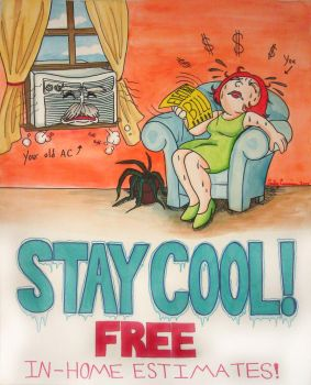 Stay Cool! by EmilyCammisa