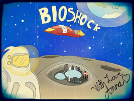 Bioshock Space by rodrev