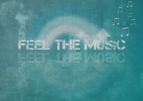 Feel The Music 1 by Bexy-Lea