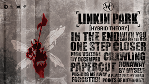 Hybrid Theory Wallpaper by MARSHOOD