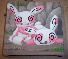 Spinda Fun by Zenity