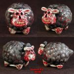 Sheep Of Death BankOOak ZOMBIE by Undead-Art