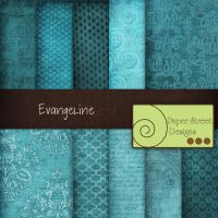Evangeline by paperstreetdesigns