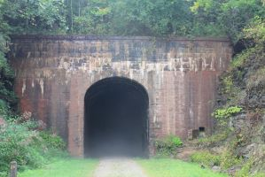 Tunnel 19 02 by Thy-Darkest-Hour