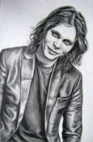 Ville Valo by c0smic-creepers