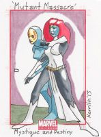 MM- Mystique and Destiny by KerrithJohnson