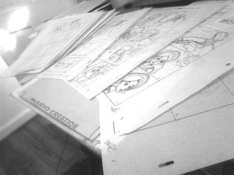 StoryBoard Preview by Mario-Creation