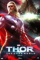 Thor:The Dark World by Sumitsjc