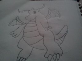 Dragonite :D by VoraciousAmphy96