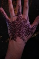 hand tattoo 11 by gedash