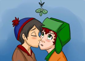 SP - Mistletoe by Salmagundi-Sweet