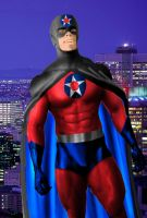 Project Superpowers: The American Crusader by DaswookofHeromorph