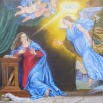 Annunciation by halupka
