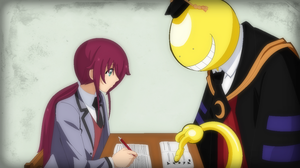 Assassination Classroom- Studying by TFAfangirl14