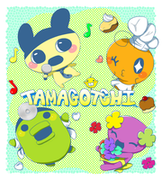 Tamagotchi by RanchingGal