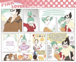 Pink Lovers 58 -S6- VxB doujin by nenee