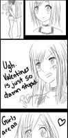 Alex Hates Valentines. by frickle-frackle