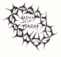 Crown of Thorns by punkymonkey1818