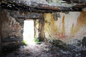 Abandoned village Stock 04 by Malleni-Stock