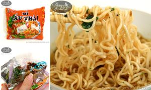 Seafood Instant Ramen by chat-noir