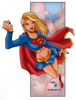 Supergirl by Blindman-CB