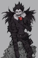 Ryuk Loves by Nethrion